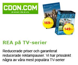 CDON - Rea på TV-serier