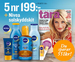tara-nivea-solskyddskit