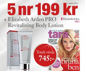 tara-elizabeth-arden-body-lotion