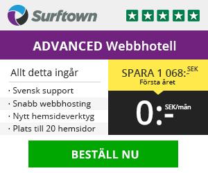 surftown-webbhotell-gratis-forsta-aret