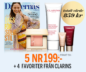 damernas-varld-clarins-kit