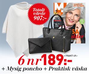 m-magasin-poncho-och-väska