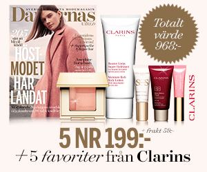 dameras-varld-5-favoriter-fran-clarins