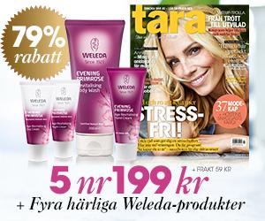 tara-fyra-weleda-produkter