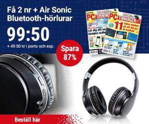 pc-tidningen-air-sonic-bluetooth-horlurar